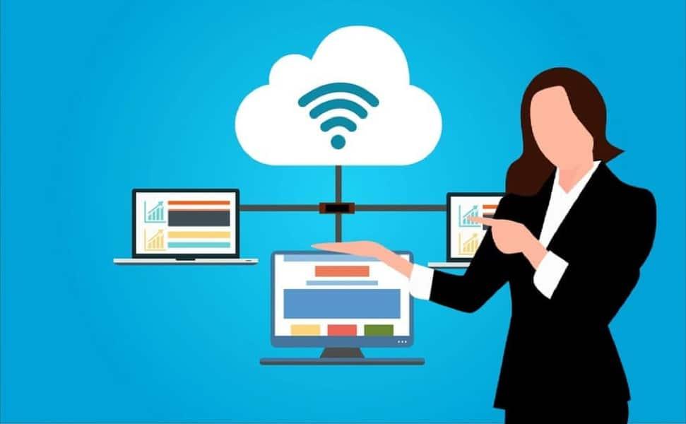 Solution d'hébergement en cloud public