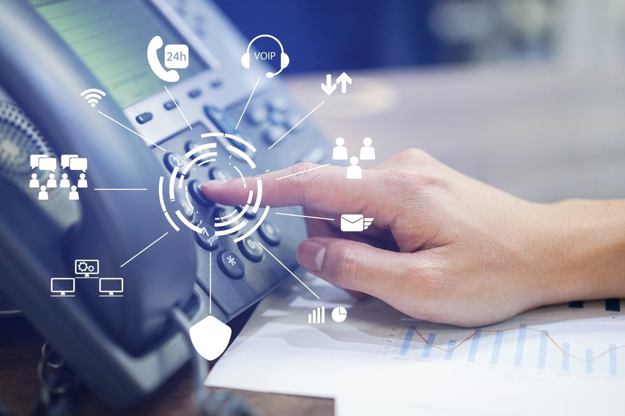 La naissance de la téléphonie VoIP